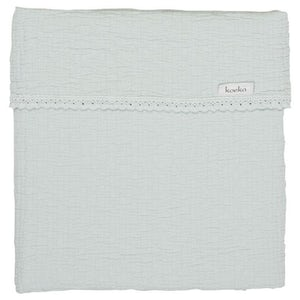 1056-44056W_SOFTMINT Babyproducten Wiegdekens