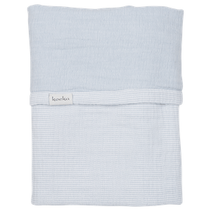 1064-44046_SOFTBLUE Babyproducten Wiegdekens