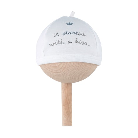 hat 'it started with a kiss' Babyproducten Mutsjes