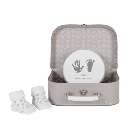 travel suitcase time to remember Babyproducten Kadootjes