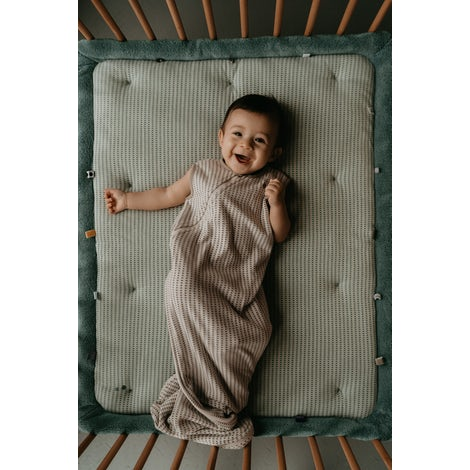organic playing cloth cheerful playing ( Babyproducten Boxaccessoires