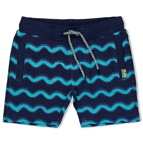 short aop - smile & wave Kleding Shorts