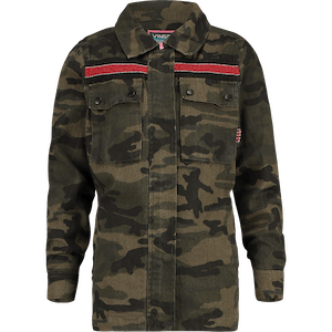 AW19KGN15003_ARMYALL-OVER Kleding Bloesjes