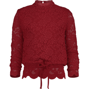 AW19KGN36004_CLASSICRED Kleding Bloesjes