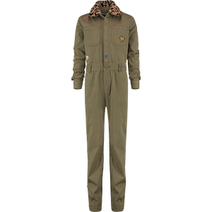 AW20KGD42402_ARMYGREEN Kleding Jumpsuits/onesies