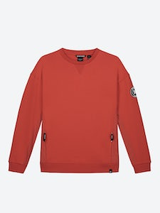 B85482002_BRIGHTRED Kleding Sweaters