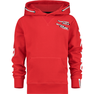 C006KBN34601_FLAMERED Kleding Sweaters