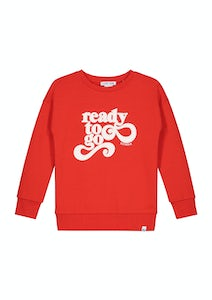 G80371904_BRIGHTRED Kleding Sweaters