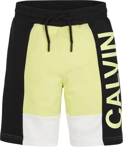 IB0IB00787_YELLOWLIME Kleding Shorts