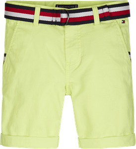 KB0KB05603_SAFETYYELLOW Kleding Shorts