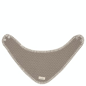 1015-10111_TAUPE Babyproducten Slabbers