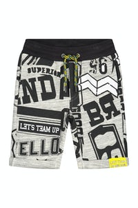 ARNES203_DARKGREYTEXT Kleding Shorts
