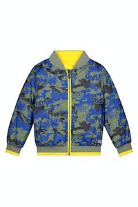 AYOUDS200_GRAFITTIEMPIREYELLOW Kleding Jassen