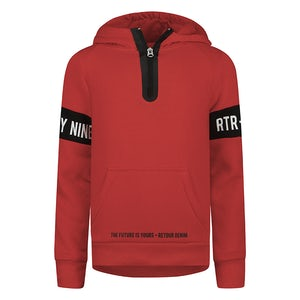 RJB-93-708_BRIGHTRED Kleding Sweaters