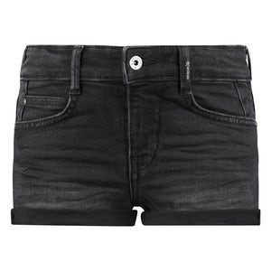 RJG-01-459_BLACKDENIM Kleding Shorts