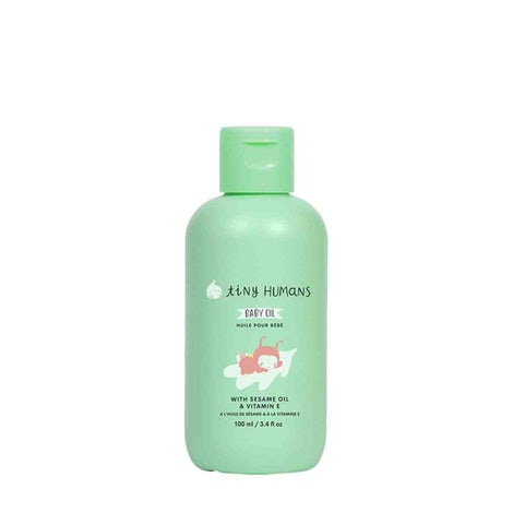 tiny humans baby oil Babyproducten Overige accessoires