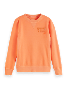 161075_WASHEDCORAL Kleding Sweaters